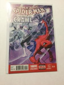 Amazing Spider-Man Learning To Crawl 1.4 NM Near Mint
