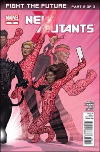 Marvel NEW MUTANTS (2009 Series) #48 VF