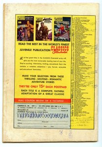 Classics Illustrated 101 (Original) Nov 1952 VG- (3.5)