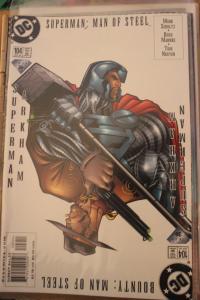 Superman the Man of Steel 104 NM/MT