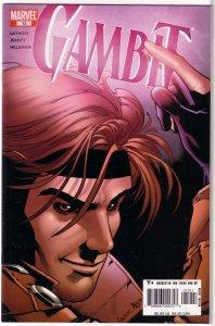 Gambit (vol. 4, 2004) #12 VG/FN Layman/Jeanty