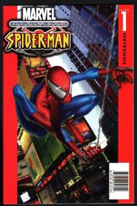 Ultimate Spider-Man #1-KB TOY Reprint-NM/MINT-2001