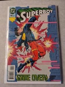 Superboy #11 NM DC Comics