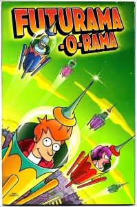 FUTURAMA-O-RAMA trade paperback! (2002) 9.0 VF/NM •  Good News, Everyone!!