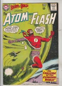 Brave and the Bold, The #53 (May-64) VF/NM High-Grade The Flash, the Atom