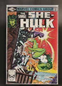 Savage She-Hulk #4