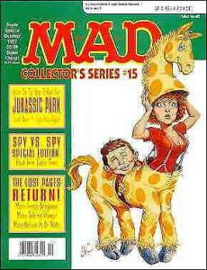 Mad Super Special #124 VF/NM; E.C | save on shipping - details inside