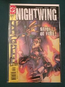 Nightwing #97 War Games act 2 part 3 of 8
