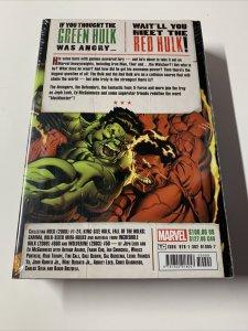 Hulk Omnibus Jeff Loeb Ed Mcguiness Mint Sealed Marvel Hc Tpb