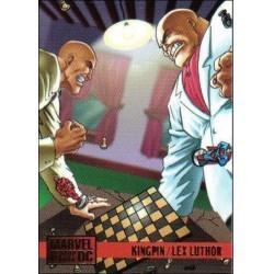 DC Versus Marvel KINGPIN / LEX LUTHOR #97