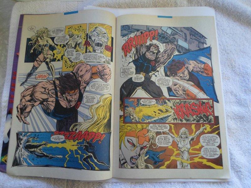 1995 MARVEL COMIC EARTHS MIGHTIEST HEROES AVENGERS # 384