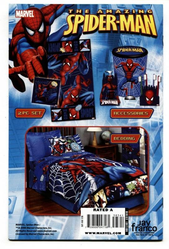 Amazing Spider-man #583 4th Printing