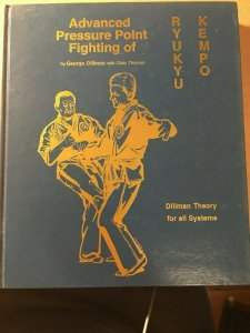 Advanced Pressure Point Fighting Of George Dillman Tuite Martial Arts Book MFT2