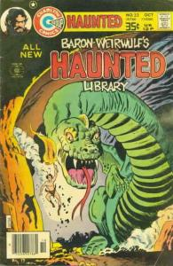 Haunted #32 FN; Charlton | save on shipping - details inside