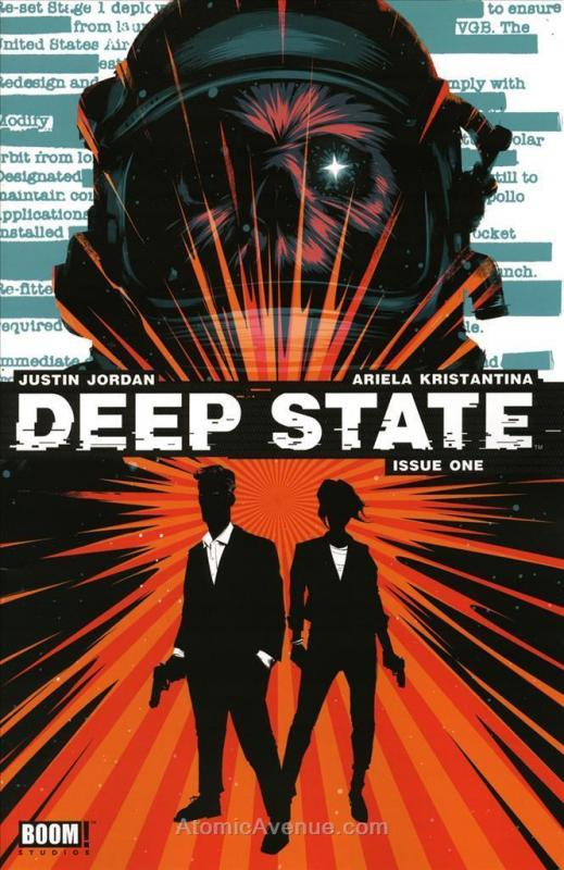 Deep State #1 VF/NM; Boom! | save on shipping - details inside