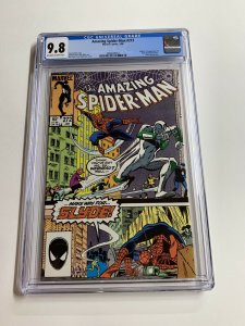 Amazing Spider-man 272 Cgc 9.8 Marvel Copper Age