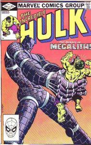 Incredible Hulk #275 (Sep-83) NM+ Super-High-Grade Hulk