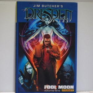 Fool Moon Vol.1 The Dresden Files Hardcover Graphic Novel New and Unread
