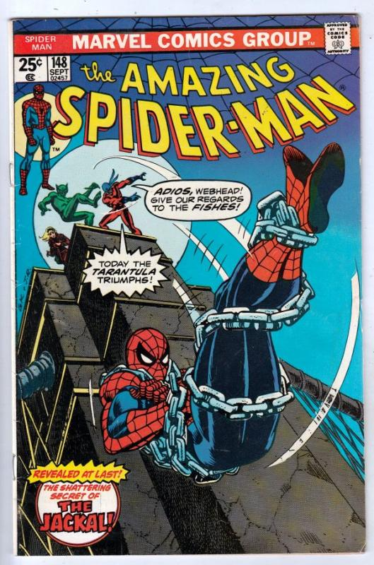 Amazing Spider-Man #148 (Sep-75) FN/VF Mid-High-Grade Spider-Man