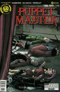 Puppet Master (Danger Zone) #6 VF; Danger Zone | save on shipping - details insi