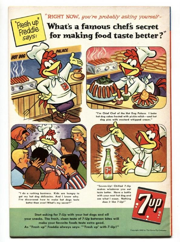 Restless Gun-Four Color Comics #1045 1960-Dell-John Payne TV photo cover-VF