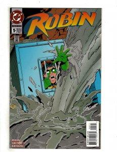 Robin #5 (1994) SR20