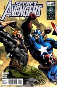 Secret Avengers (2010 series) #11, NM + (Stock photo)