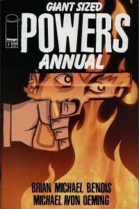 Powers (2000 series) Annual #1, NM (Stock photo)