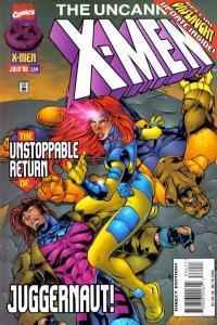 Uncanny X-Men (1981 series) #334, NM + (Stock photo)