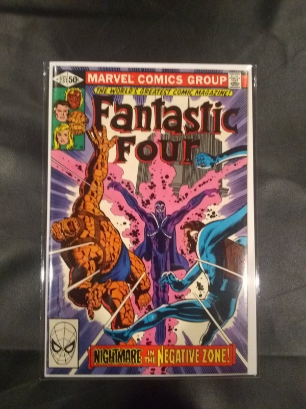 Fantastic Four #231 (1981)