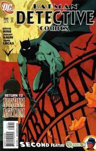 Detective Comics (1937 series) #864, NM (Stock photo)