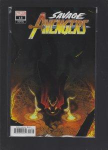 Savage Avengers #13 Variant (2020)