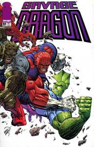 Savage Dragon, The #64 VF/NM; Image | save on shipping - details inside