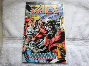 1994 IMAGE COMICS THE PACT # 2 OF 3 ( 3 )