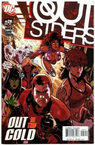 Outsiders #28 (DC, 2005) VF/NM