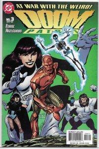 Doom Patrol (vol. 4, 2004) # 3 FN/VF Byrne