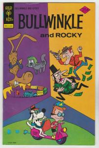 Bullwinkle and Rocky #12 (Jun-76) NM/NM- High-Grade Rocket J Squirrel, Bullwi...