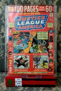 Justice of League America 111 FN Bronze Age DC VINTAGE JLA 100 Pg Nick Cardy Art