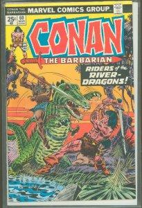 Conan the Barbarian #60