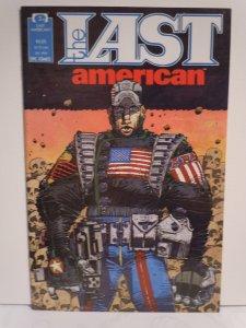 The Last American #1