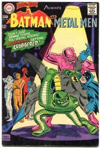 Brave And The Bold  #74 1967- Batman - Metal Men- DC Silver Age VG+