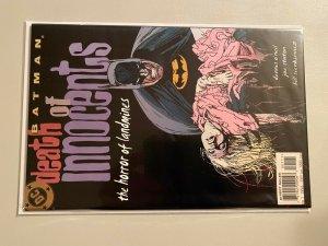 Batman Death of Innocents #1 6.30 FN (1996)