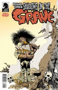 SHADOWS on the GRAVE #8, VF/NM, Richard Corben, Horror, 2017, more in store