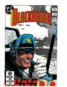 Blackhawk #260 (1983) SR12