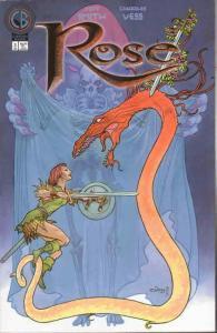 Rose (Cartoon Books) #3 VF/NM; Cartoon Books | save on shipping - details inside