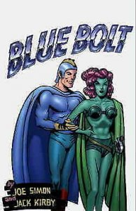 Blue Bolt (Verotik) TPB #1 VF/NM; Verotik | save on shipping - details inside