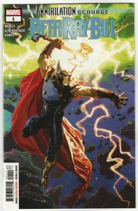 Annihilation Scourge Beta Ray Bill #1 (Marvel, 2020) NM