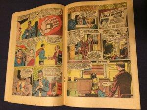 Action Comics #345 (1967) VG Superman Unmasked DC Comics