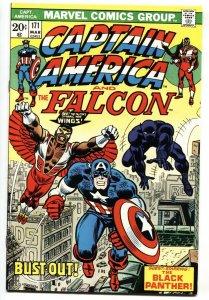 Captain America #171 Falcon- Black Panther - Sal Buscema 1974 VF/NM