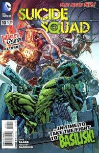 Suicide Squad #10 (VF/NM) 2012 DC Comics ID#000